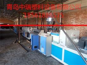 PVC落水管生产线